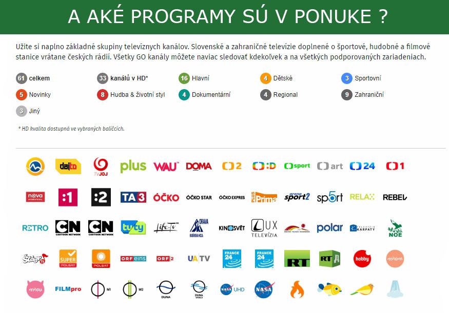 ca1fef8c2 Televizia v HD kvalite kdekoľvek a kedykoľvek | IP TV po celej EU
